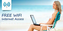 Servizio WiFi gratuito